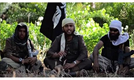 British jihadists, Isis recruitment video