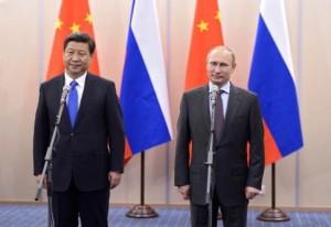 Putin and XJP Sochi