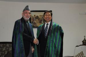 Karzai-Yuanchao