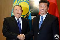 Xi Nazarbayev