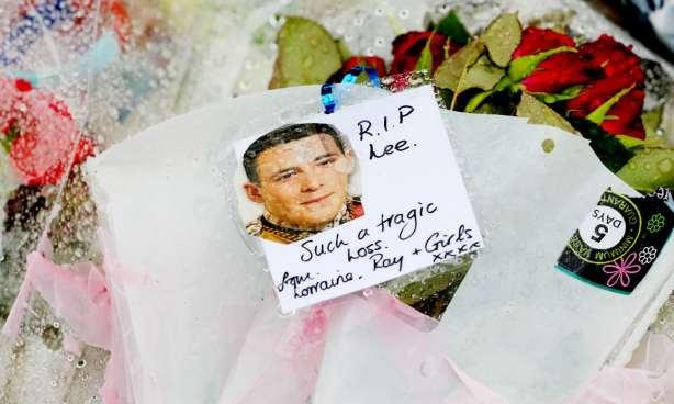 Lee Rigby memory
